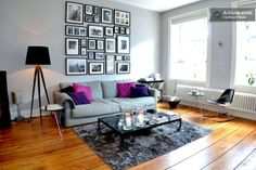 (4 reviews) Stylish apartment - very central in Hamburg