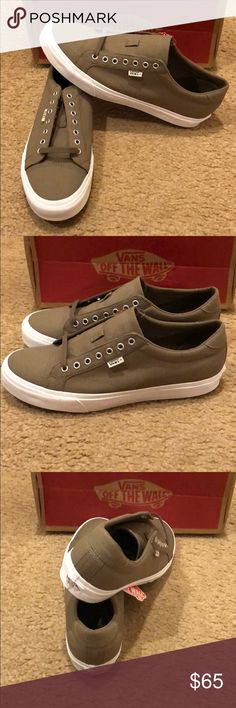 7d3df9347c5 Court Walnut Vans New in box Vans Shoes Sneakers
