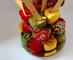 Chinese auction basket thought