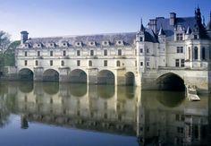 The Loire Valley, Les chateaux de la Loire. So many interesting places to see