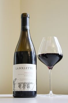 Wine of the Day: 2009 La Follette Manchester Ridge Pinot Noir
