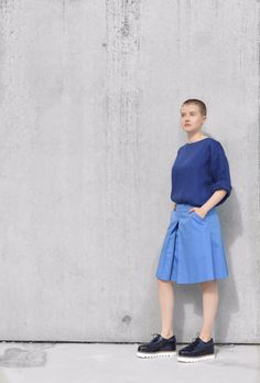 Couture Ateliers der BFS Basel, Transitlager Dreispitz in Münchenstein. Couture, Basel, Midi Skirt, Normcore, Skirts, Style, Fashion, Atelier, Kleding