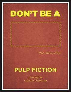 Pulp Fiction by obladi-oblada