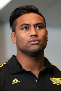 Julian Savea Photos: New Zealand Rugby Press Conference