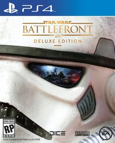 Amazon.com: STAR WARS Battlefront (Deluxe Edition) - PlayStation 4: Video Games