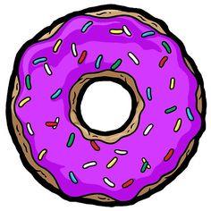 Purple Donuts.