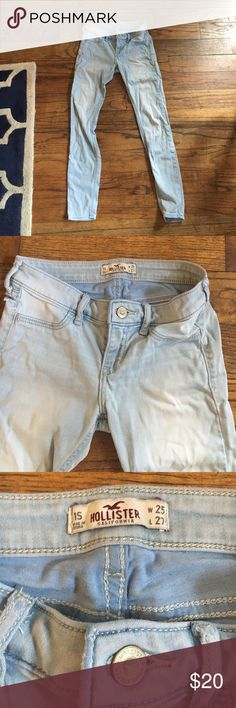 Hollister light jeans Hollister light jeans Hollister Jeans