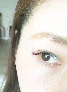 仕事でカラーマツエクができない!!でもやりたい!って人に大人気のカラーつけまつげ☆ 市販のカラーつけまつげは色がかわいくない!!って思いから、プロのアイリストがかわいいカラーのカラーつけまつげを作っちゃいました♡ 1ペア 650円で夏の休日を楽しんじゃお☆ Color eyelash http://sato-no-matuge.com/912-2/