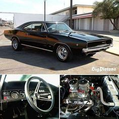 1968 Dodge Charger R / T                                                                                                                                                                                 More
