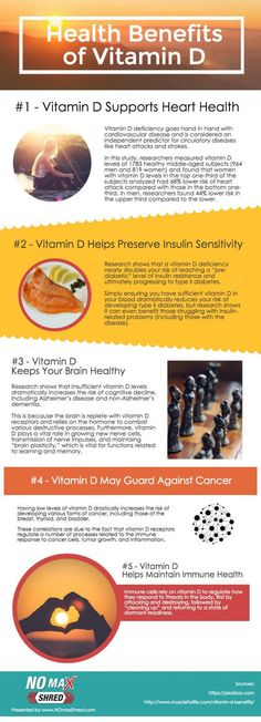 Vitamin D has many benefits for the body. Those who don't have enough Vitamin D in their body many suffer from heart problems including s. Benefits Of Vitamin A, Health Benefits, Health Facts, Health Tips, Health Articles, Vitamins For Heart Health, Keeping Healthy, Vitamins And Minerals, Natural Health