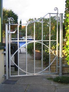 Gate Security Grill Arts /& Crafts Mild Steel Decorative PRESSED FLOWER