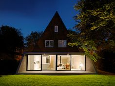 SH House by Baks van Wengerden as Architects