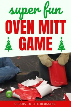 Super Fun Oven Mitt Game Rules & Game Prize Ideas