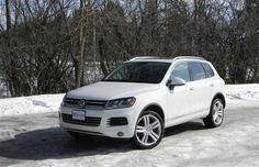 Volkswagen Toureg