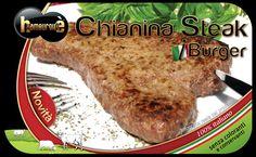 Packaging Chianina Steak iBurger