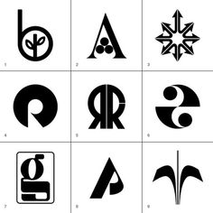 FFFFOUND! | Vintage Logos | The Ministry of Type in Logos