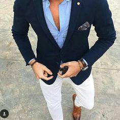 Classy smart casual