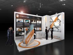 Modular Exhibition Stands Yard : Best exhibition stand design images in exhibition stall