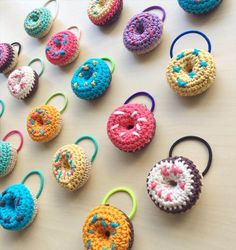 Donas a crochet