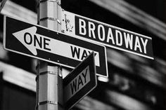 See A Musical on Broadway =D
