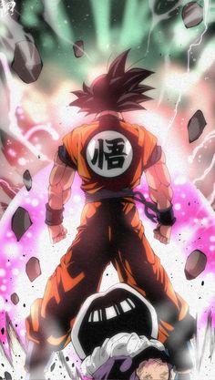 Dragon Ball Z, Dragon Ball Image, Goku And Gohan, Son Goku, Dbz, Los Paw Patrol, Goku Pics, Black Art Pictures, Wolf Love