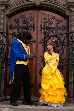 Beauty & the Beast Cosplay http://geekxgirls.com/article.php?ID=3967