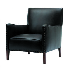 Molmic Kidman Chair // #leather