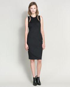 STRETCH DRESS - Dresses - Woman | ZARA United States