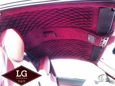 The Hog Ring is the auto upholstery industry's leading news website and online community. Visit for the latest car interior repair news, trends, projects and more. Auto Upholstery Shop, Car Interior Upholstery, Automotive Upholstery, Custom Car Interior, Car Interior Design, Truck Interior, Interior Ideas, Custom Car Audio, Custom Cars