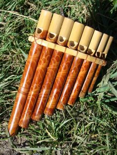 Fairtrade Wooden Bamboo 8 Note Panpipe Flute | Fair Trade Gift Store | Siiren