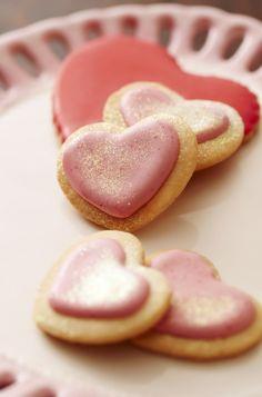 valentine hearts gluten free