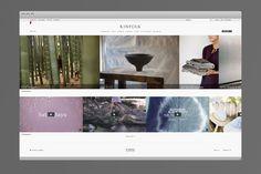 Kinfolk Site by Six | FormFiftyFive