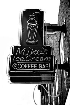 Mike's Ice Cream - Ranked #2 of all restaurants in Nashville according to Trip Advisor. #1 is ice cream too!