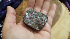 Peacock Rock (Chalcopyrite) ~ 1 B/C grade Reiki infused rough stone 2x1.3x.7 inches (PO03) by Kiliamma on Etsy