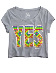 Yes-No Tee - $14.90
