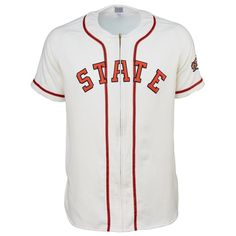 6613d8247e9 Ebbets Field Flannels sells a vintage authentic Oklahoma State University  1959 Home Jersey. Made in the USA since