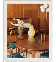 Elle-Fanning-Venetia-Scott-self-service-magazine-vintage-mid-century-style-05