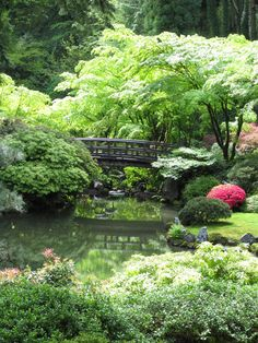 Portland Japanese Garden, Oregon. Go to www.YourTravelVideos.com or just click on photo for home videos and much more on sites like this.
