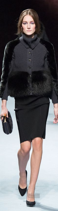 Nina Ricci Fall-winter 2014-2015.