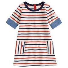 Little Joule Sadie Dress