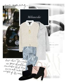 """""""Mélancolie."""" by mutsam17 ❤ liked on Polyvore featuring MANGO, Wrap, Gianvito Rossi, Michael Kors, Lauren Ralph Lauren, Zimmermann, Dollhouse and Marc by Marc Jacobs"""