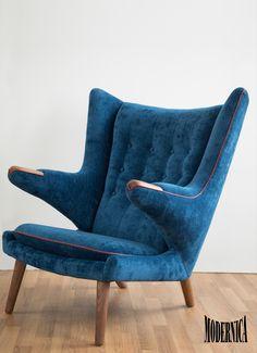 Modernica Papa Bear Chair | Made in California
