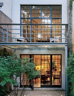 Lovely. Architecture and Interior Design by Steven Harris Architects.