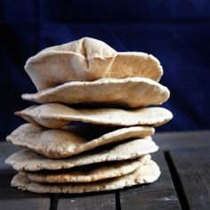 gluten-free pita bread, the basic staple for so many fantastic dishes