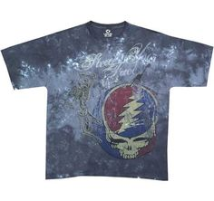 4e9c21060c4c Grateful Dead half step tie dye t-shirt.