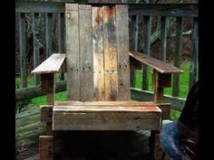 Recopilación 3 de imágenes de muebles de palets reciclados y alguna madera más