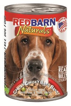 Redbarn Chicky Chicky Bang Bang Chicken Stew Canned Dog Food