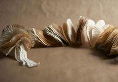 DIY Paper Crafts : DIY Cupcake Liner Garland