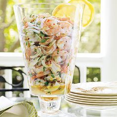 Spicy Pickled Shrimp - Southern Shrimp Recipes - Southern Living