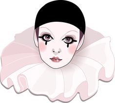 pierrot | Pierrot by *DeerHead on deviantART